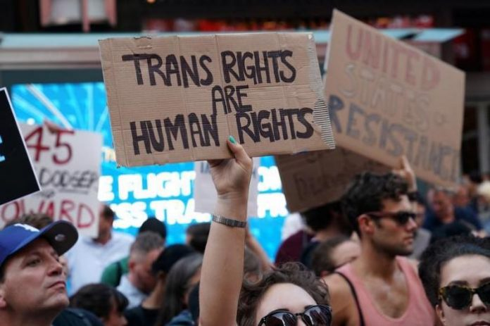 Transgender Equality is important