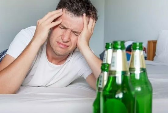 alcohol affects